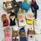 かわいいIKEAの指人形