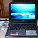 【受付終了】SONY VGN-AS53B(Office2003欠品)