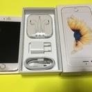 新品未使用★ドコモiPhone6s16G