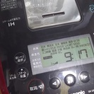 panasonic炊飯器SR-SPX103(修理が必要)
