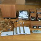 ホームシアター DENON DHT-300  ジャンク品