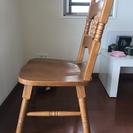 木製ダイニング椅子