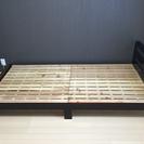 【商談中】組み立て式シングルベット&マットレス