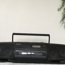 CDラジカセ Panasonic RX-DT7