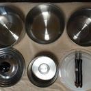 取手の取れる鍋セット (ガス・IH対応)