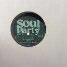 レコード「SOUL PARTY VOL.2」