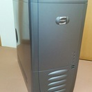 HDD無しのデスクトップ(Athlon 64 3200+、GeFo...