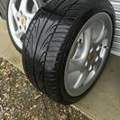 ポルシェ用 タイヤ&ホイール 911.964.993用 超美品