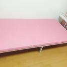 シングルベッド 2014年購入 ニトリ