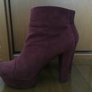 冬物ブーツ Mサイズ