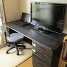 学習机 パソコンラック 作業台 テーブル テレビ台