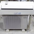 2010年製 富士通 AS-V22W-W 冷暖房エアコン 2.2K...