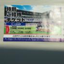 【大幅値下げ!】サッカー マリノス 7月 ホーム自由席 2枚