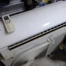 2009年製 TOSHIBA RAS-281PDR(W) お掃除ロ...