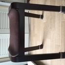 スツール 椅子 チェア ダークブラウン
