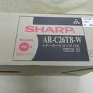 SHARP トナーカートリッジ AR-C26TB(ブラック) 1個