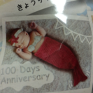 値下げ❗️マーメイド⭐︎人魚姫⭐︎記念撮影 ⭐︎赤ちゃん