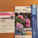 ANA株主優待券 2017年5月31日まで ペア