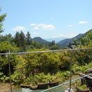 見晴らしのよさ、空気のおいしさ、水のおいしさ、家の広さ、田舎暮らし...