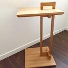 [中古] KOSUGA木製サイドテーブル
