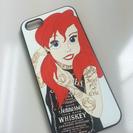 携帯ケース iPhone5・5S ウィスキー 女の子