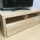 IKEAテレビボード(値下げ交渉可)