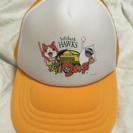 妖怪ウォッチ 帽子 キャップ ホークス コラボ
