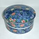 陶器製 二段重ね食器