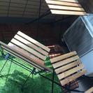 IKEA ガーデンテーブル&チェアセット