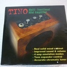 アーテック 木製ミニアンプ