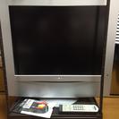 交渉中【中古】SONY 21型 2004年製テレビ