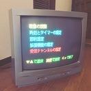 動作確認済み☆SANYO☆20型アナログテレビ