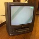 通電OK☆SONY☆14型アナログテレビ