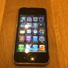まだまだ使えるiPhone3GS!美品!