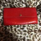 本物 ルイヴィトン ヴェルニの長財布