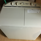 二掃式 洗濯機(予約済)