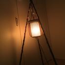 間接照明のライト!アジアン、バリ系
