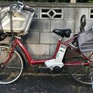 【値下げしました】ブリジストン アンジェリーノ電動自転車