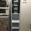 1人暮らし用の食器棚
