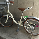 Panasonic 子供自転車 取扱説明書付き
