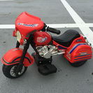 電動 バイク 子どものおもちゃ 稼働品