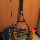 テニスラケット&ボールセット