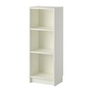 差し上げます IKEA 棚(扉付き)ビリー ホワイト 2個セット
