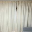 美品♡ベージュカーテン