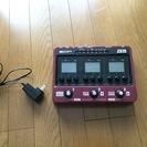 ZOOM B3エフェクター(エレキベース・エレキギター用)