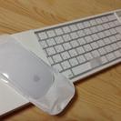 新品未使用 Mac 無線キーボード&無線マウス
