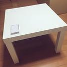 IKEA白テーブル