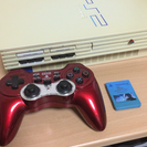 PS2と人気ソフト3点