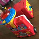 ディズニー  車型おもちゃ