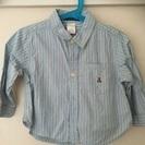 GAP ストライプシャツ 18-24
